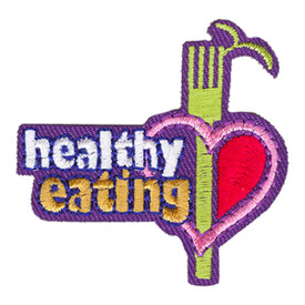 S-4193 Healthy Eating Patch