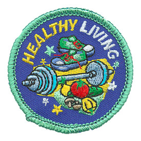 S-4197 Healthy Living Patch