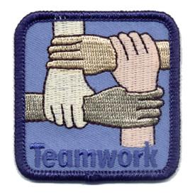 S-0332 Teamwork Patch
