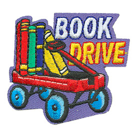 S-4208 Book Drive Patch