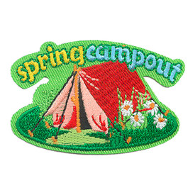 S-4220 Spring Campout Patch