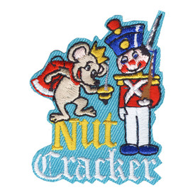 S-4222 Nut Cracker Patch