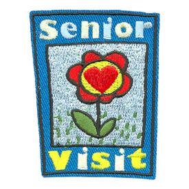 S-4224 Senior Visit Patch