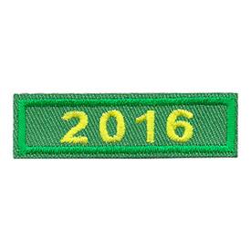 S-4233 2016 Green Year Bar