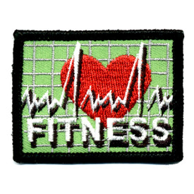 S-0337 Fitness Patch