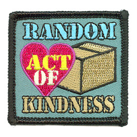 S-4244 Random Act Of Kindness Patch