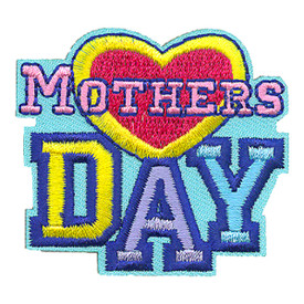 S-4245 Mother's Day Patch