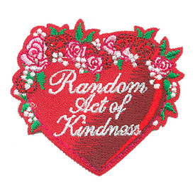 S-4254 Random Act Of Kindness Patch