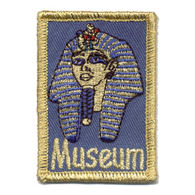 S-0339 Museum - Pharaoh Patch