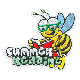 S-4257 Summer Reading Patch