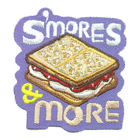 S-4262 S'mores & More Patch