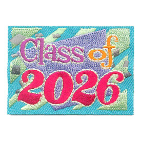 S-4263 Class Of 2026 Patch