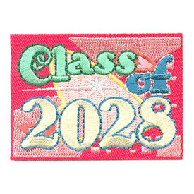 S-4265 Class Of 2028 Patch