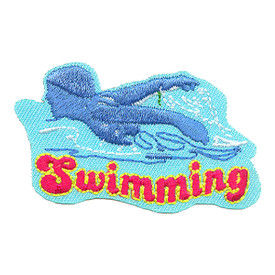 S-4268 Swimming Patch