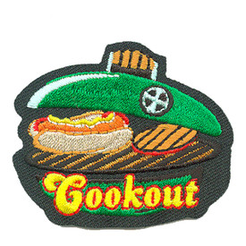 S-4269 Cookout Patch