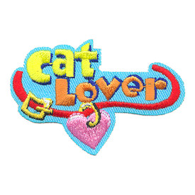 S-4273 Cat Lover Patch