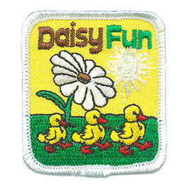 S-4285 Daisy Fun Patch