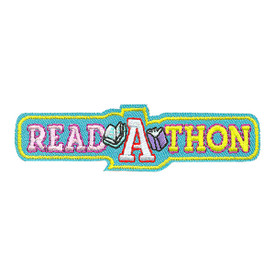 S-4293 Read A Thon Patch