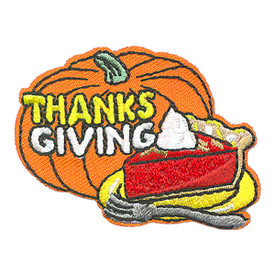 S-4295 Thanksgiving Patch
