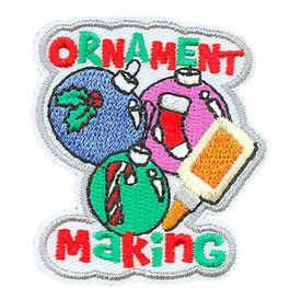 S-4300 Ornament Making Patch