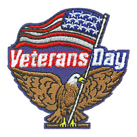 S-4302 Veterans Day Patch