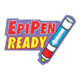S-4306 Epi Pen Awareness Patch