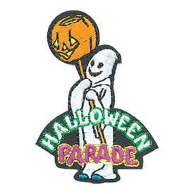 S-4307 Halloween Parade Patch