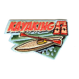S-4309 Kayaking Patch