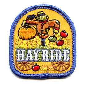 S-4319 Hay Ride Patch