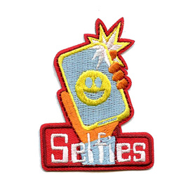 S-4320 Selfies Patch