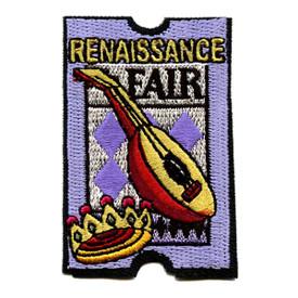 S-4323 Renaissance Fair Patch