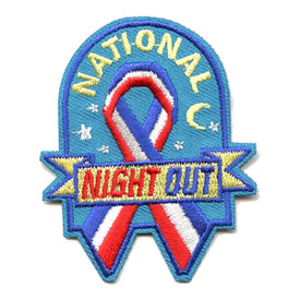 S-4324 National Night Out Patch