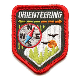 S-4331 Orienteering Patch