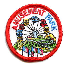 S-4332 Amusement Park Patch