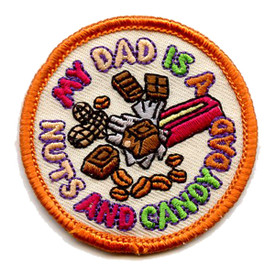 S-4348 My Dad Nut and Candy Patch