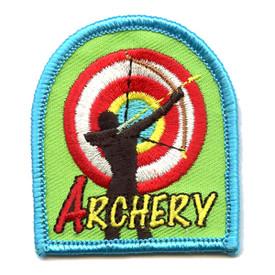 S-4349 Archery Patch