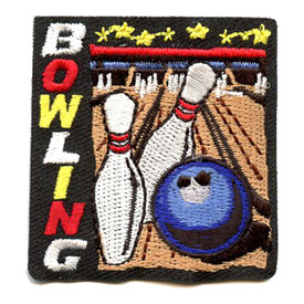 S-4350 Bowling Patch