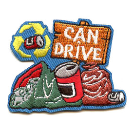 S-4358 Can Drive Patch