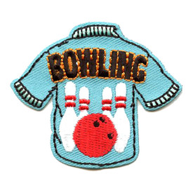 S-4360 Bowling Patch