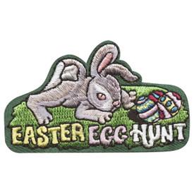 S-4362 Easter Egg Hunt Patch