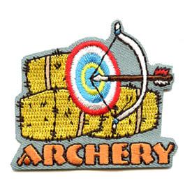 S-4363 Archery Patch