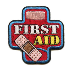 S-4366 First Aid Patch