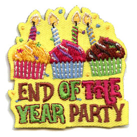 S-4368 End of the Year Party Patch