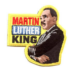 S-4378 Martin Luther King Patch