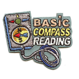 S-4386 Basic Compass Reading Patch