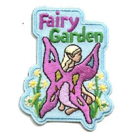 S-4387 Fairy Garden Patch