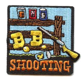 S-4388 B.B. Shooting Patch