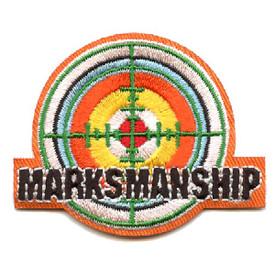 S-4389 Marksmanship Patch