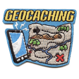 S-4400 Geocaching Patch