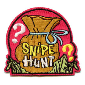 S-4406 Snipe Hunt Patch